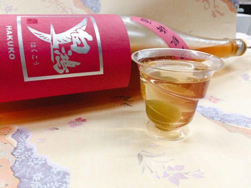 梅酒ゼリー